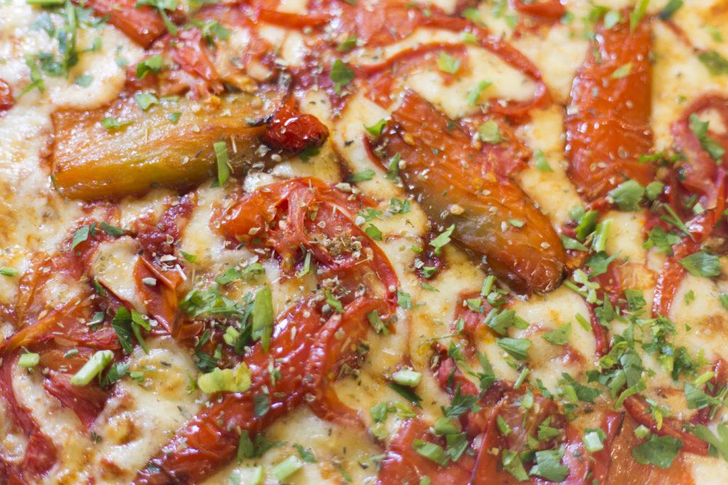 La pizza de L'Ancora dal 1968 a Messina